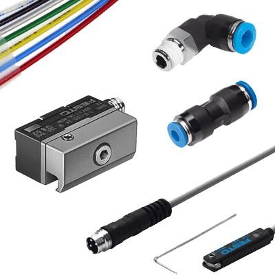 سنسور و اتصالات و شلنگ